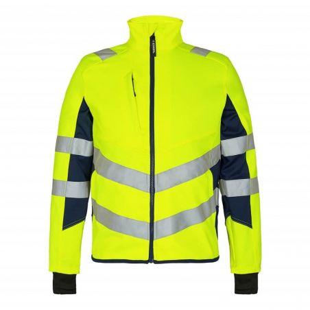 Veste Haute Visibilité Homme Safety 1544 Engel