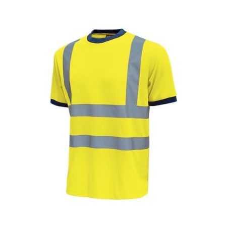 T-shirt Haute Visibilité Homme Mist U-POWER
