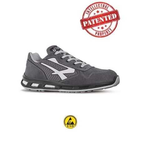 Chaussure de Sécurité Basse Push S1P U-POWER