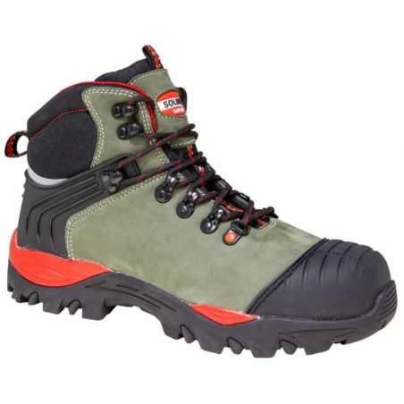 Chaussure de Sécurité Montante Colorado S3 Solidur