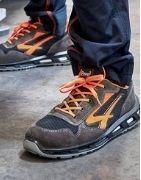 Chaussure de sécurité basse et chaussures de sécurité normées légères te confortables