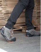 Chaussure de sécurité montante pour un maintien et une protection maximale