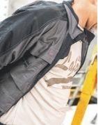 Veste de travail confortable, coupe adapté pour votre sécurité